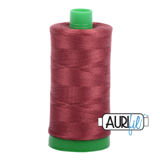 Aurifil 40 Cotton Thread - 2345 (Brown)